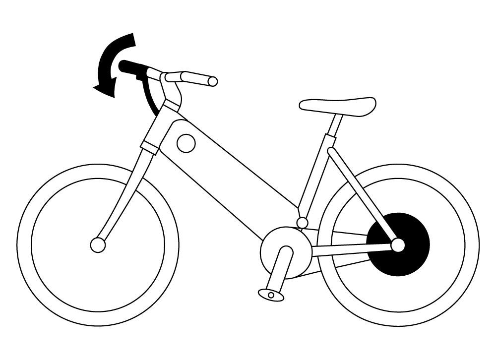e-bike şeması