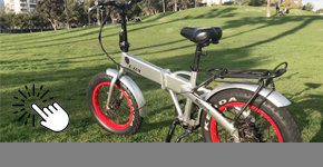 katlanabilir e-bike