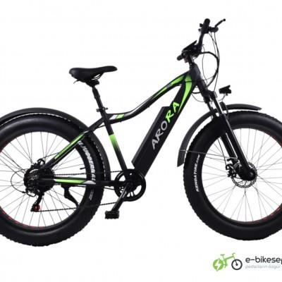 Arora Ege 250W 36V10Ah 25 Km/h Yeşil