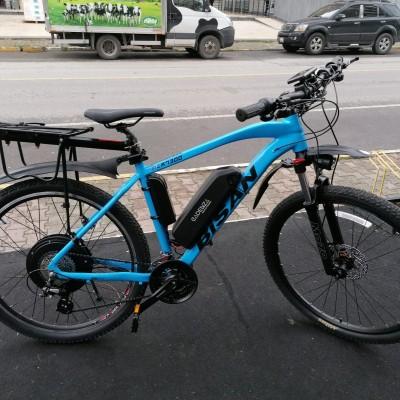 Cadenza E-Bike 1000W 48V16Ah 70 Km/h Mavi