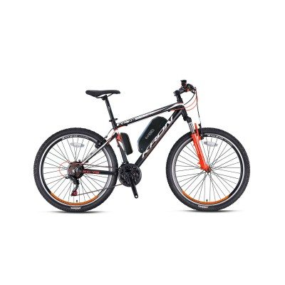 Cadenza E-Bike 1000W 48V16Ah 75 Km/h Kron XC75 Turuncu