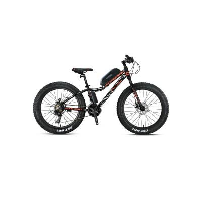 Cadenza FatBike E-Bike 1000W 48V16Ah 75 Km/h FXC500 26 Turuncu