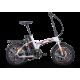 RKS MX25 PLUS 250W 36V7,8Ah 25 Km/h Beyaz