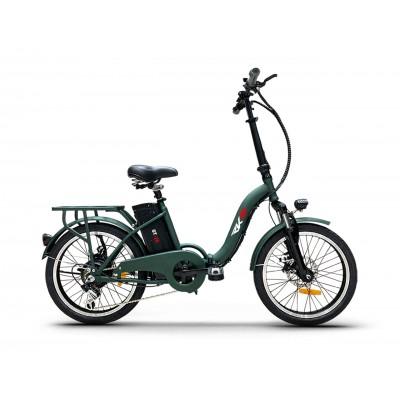 RKS GT25 250W 36V7,8Ah 25 Km/h Yeşil