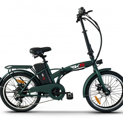 RKS MX25 250W 36V7,8Ah 25 Km/h Yeşil