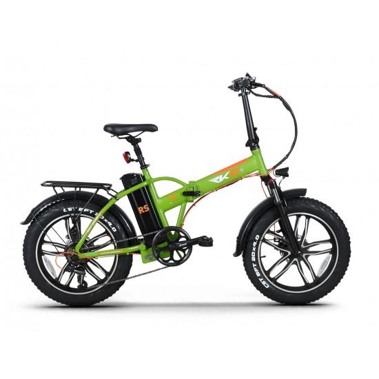 RKS RSIII Pro 250W 36V10Ah 25 Km/h Yeşil