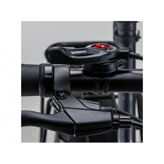 RKS RSIII Pro 250W 36V10Ah 25 Km/h Siyah