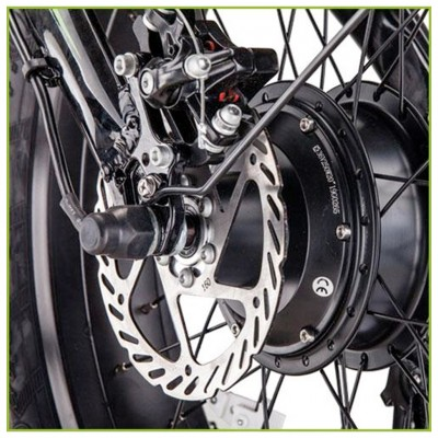 RKS TNT15 250W 36V10Ah 25 Km/h Beyaz