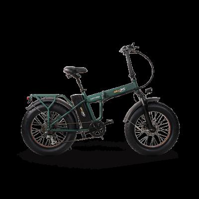 Skyjet E-Bike Nitro Urban 250W Hupo 36V10Ah 25 Km/h Yeşil