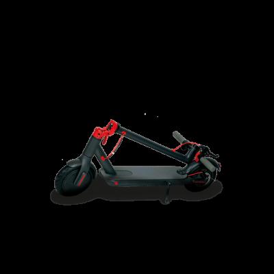 RKS G48 Elektrikli Kaykay Scooter 250W 36V 7.8Ah Gri