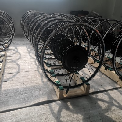 Cadenza Elektrikli Bisiklet Dönüşüm Kiti 1000W 48V-16Ah LG