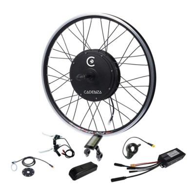 Cadenza Elektrikli Bisiklet Dönüşüm Kiti 500W 48V-14Ah LG