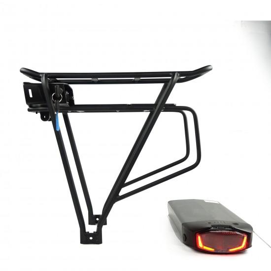 Cadenza Elektrikli Bisiklet E-Bike Dönüşüm Kiti 1000W 48V-14Ah LG Bagaj Tipi