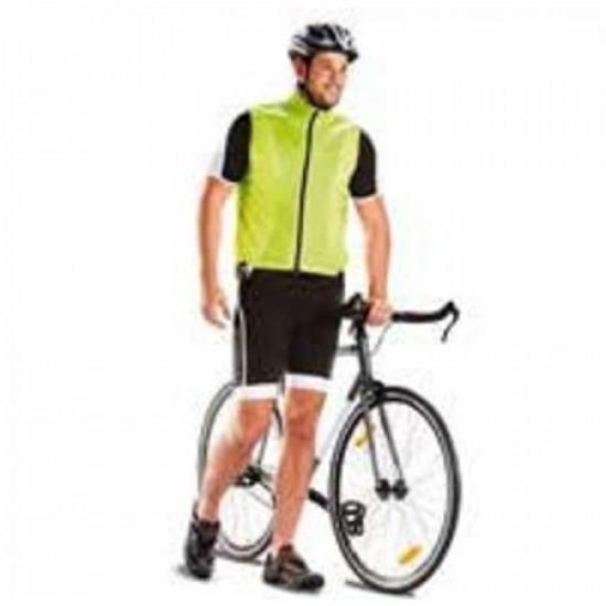 TEX 1165 Bisiklet Yelek Kolsuz Yeşil