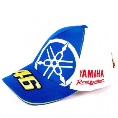 Tex 1308 Şapka 3D İşlemeli Yamaha