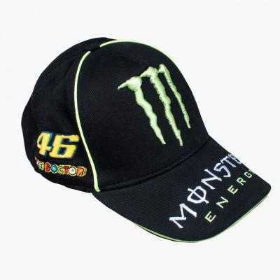 Tex 1308 Şapka 3D İşlemeli Monster