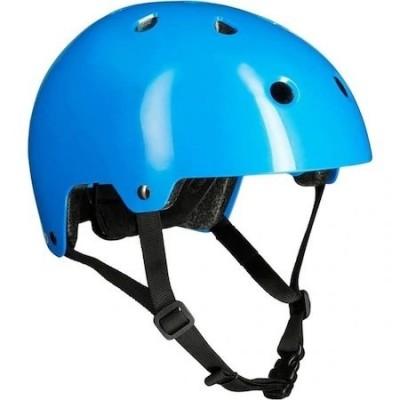 TEX Sway N24 Paten ve Bisiklet Kaskı Mavi