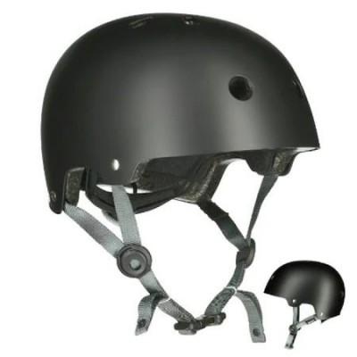 TEX Sway N24 Paten ve Bisiklet Kaskı Siyah