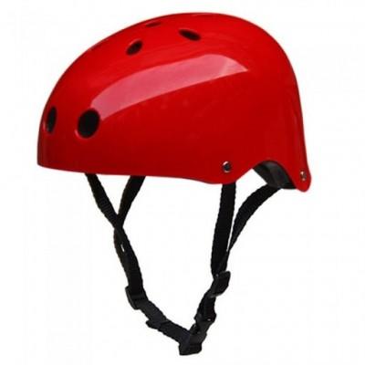 TEX Sway N24 Paten ve Bisiklet Kaskı Kırmızı