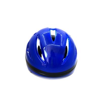 Ucuz Bisiklet Kaskı Mavi 010