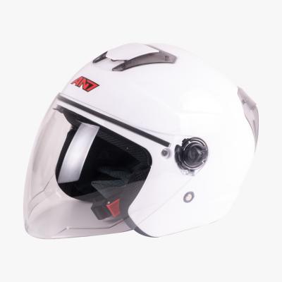 EB-AN7-720 Yarım Vizörlü Helmet Beyaz