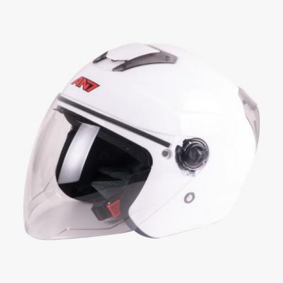 EB-AN7-720 Yarım Vizörlü Kask Beyaz