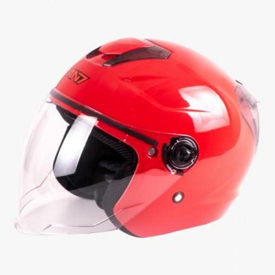 EB-AN7-720 Yarım Vizörlü Kask Kırmızı