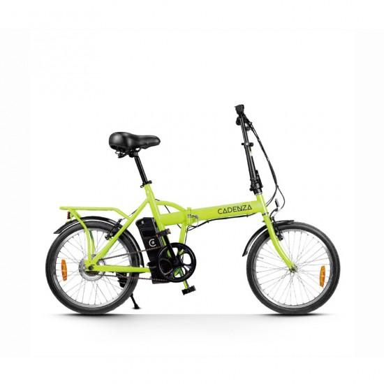 Cadenza F01 250W 36V8Ah 25 Km/h Yeşil