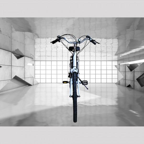 Motolux Barcelona 249W 36V10Ah 25 Km/h Beyaz