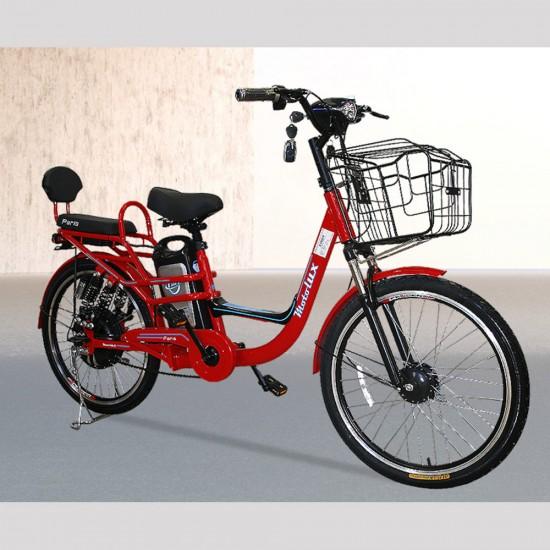 Motolux Paris 249W 48V10Ah 25 Km/h Kırmızı