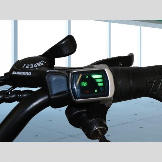 Motolux Roma 249W 48V12Ah 25 Km/h Kırmızı