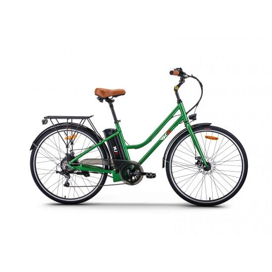 RKS MJ1 250W 36V10Ah 25 Km/h Yeşil
