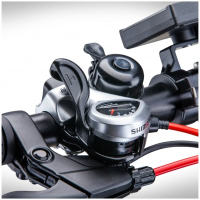 RKS RSI-X Pro 250W 36V10Ah 25 Km/h Siyah