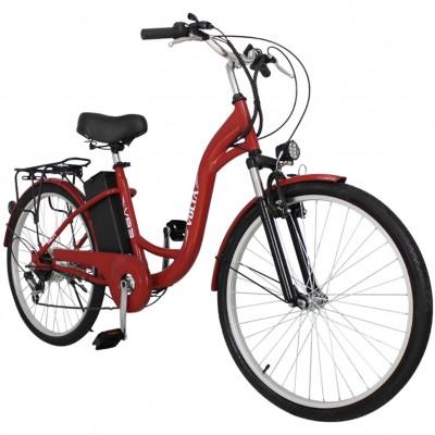 Volta VB3 250W 36V10Ah 25 Km/h Kırmızı E-Bike