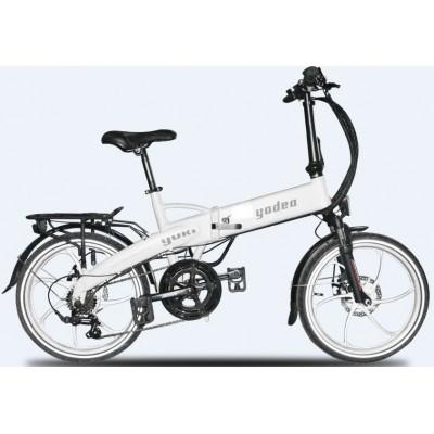 Yuki YD-EBX805 250W 36V10,4Ah 25 Km/h Beyaz