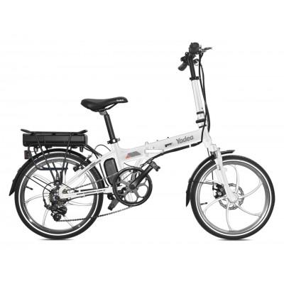 Yuki YD-EBX042 396W 36V10,4Ah 25 Km/h Beyaz