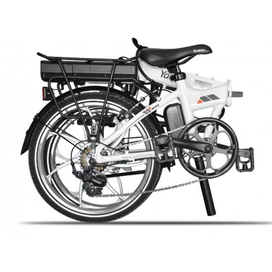 Yuki YD-EBX042 250W 36V11Ah 25 Km/h Beyaz