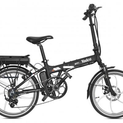 Yuki YD-EBX042 396W 36V10,4Ah 25 Km/h Siyah