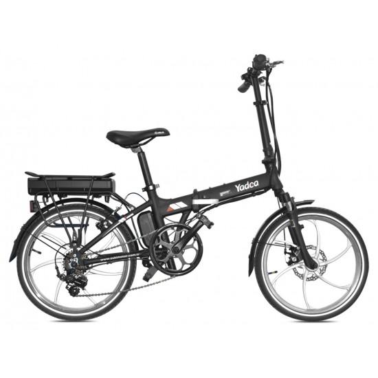 Yuki YD-EBX042 250W 36V11Ah 25 Km/h Siyah
