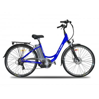 Yuki YD-EBX053DP 250W 36V10Ah 25 Km/h Mavi