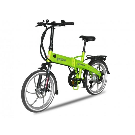 Yuki YD-EBX805 250W 36V10,4Ah 25 Km/h Yeşil